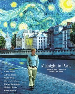 MIDNIGHT IN PARIS, FILM DI WOODY ALLEN