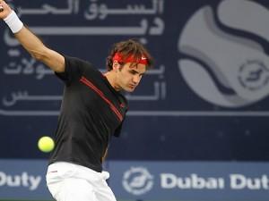 Roger Federer1 300x225 FEDERER PREDONE NEL DESERTO DEL DUBAI