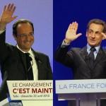 PRESIDENZIALI FRANCESI: HOLLANDE-SARKOZY, LA PRIMA AI SOCIALISTI