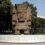 IL MUSEO NAZIONALE DI ANTROPOLOGIA A CITTA' DEL MESSICO