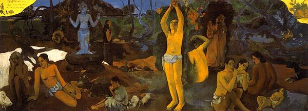 Paul Gauguin A SPASSO CON I CAPOLAVORI, TRA VAN GOGH E GAUGUIN