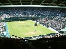 Wimbledon centrale 226x170 LEGGENDE ED EROI DI WIMBLEDON