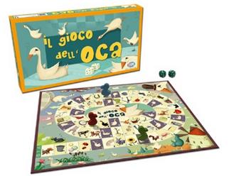 gioco+oca LUNIVERSITÀ DEL GIOCO DELLOCA