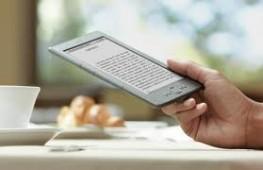 Kindle 263x170 KINDLE, VANTAGGI E SVANTAGGI DEL LIBRO ELETTRONICO