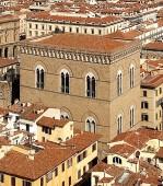 Orsanmichele Firenze1 149x170 LA FIRENZE MEDIEVALE: DAL 476 D.C. ALLANNO MILLE   STORIA DI FIRENZE