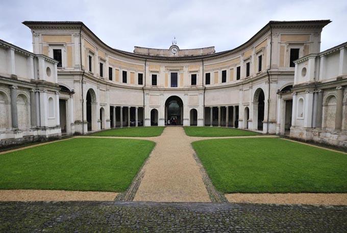 1 VillaGiulia72 MUSEI DI CARTA A VILLA GIULIA