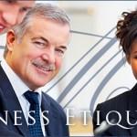 LE REGOLE DELLA BUSINESS ETIQUETTE - 1^parte