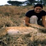 I LEONI E L'AFRICA: LA BATTAGLIA DI ALESSANDRA SORESINA