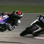 MOTO GP, QATAR 2013: ROSSI GRANDE RIMONTA, DOMINA LORENZO