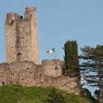 IL CASTELLO DI ROMENA IN CASENTINO, DANTE E D'ANNUNZIO