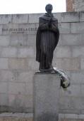Monumento a San Giovanni della Croce ad Ávila, in Spagna (da Wikipedia)