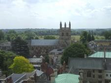 Il Merton College, dove Tolkien insegnò dal 1945 al 1959 (da Wikipedia)