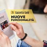 GAZZETTA GOLD: LA NUOVA APP DI GAZZETTA DELLO SPORT
