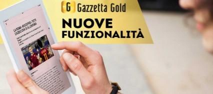 gazzetta gold app